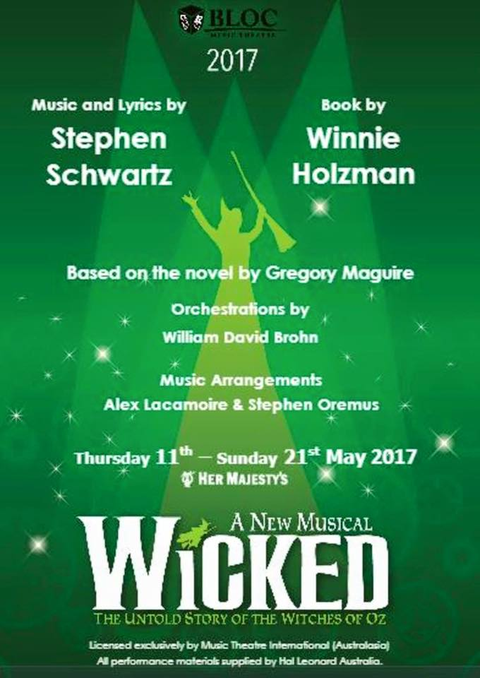 2017 Wicked