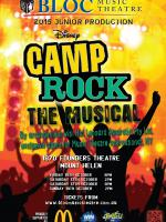 2015 Camp Rock The Musical