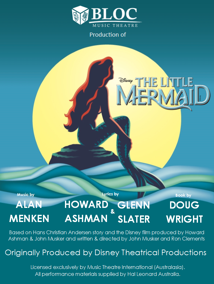 2018 - The Little Mermaid Survey